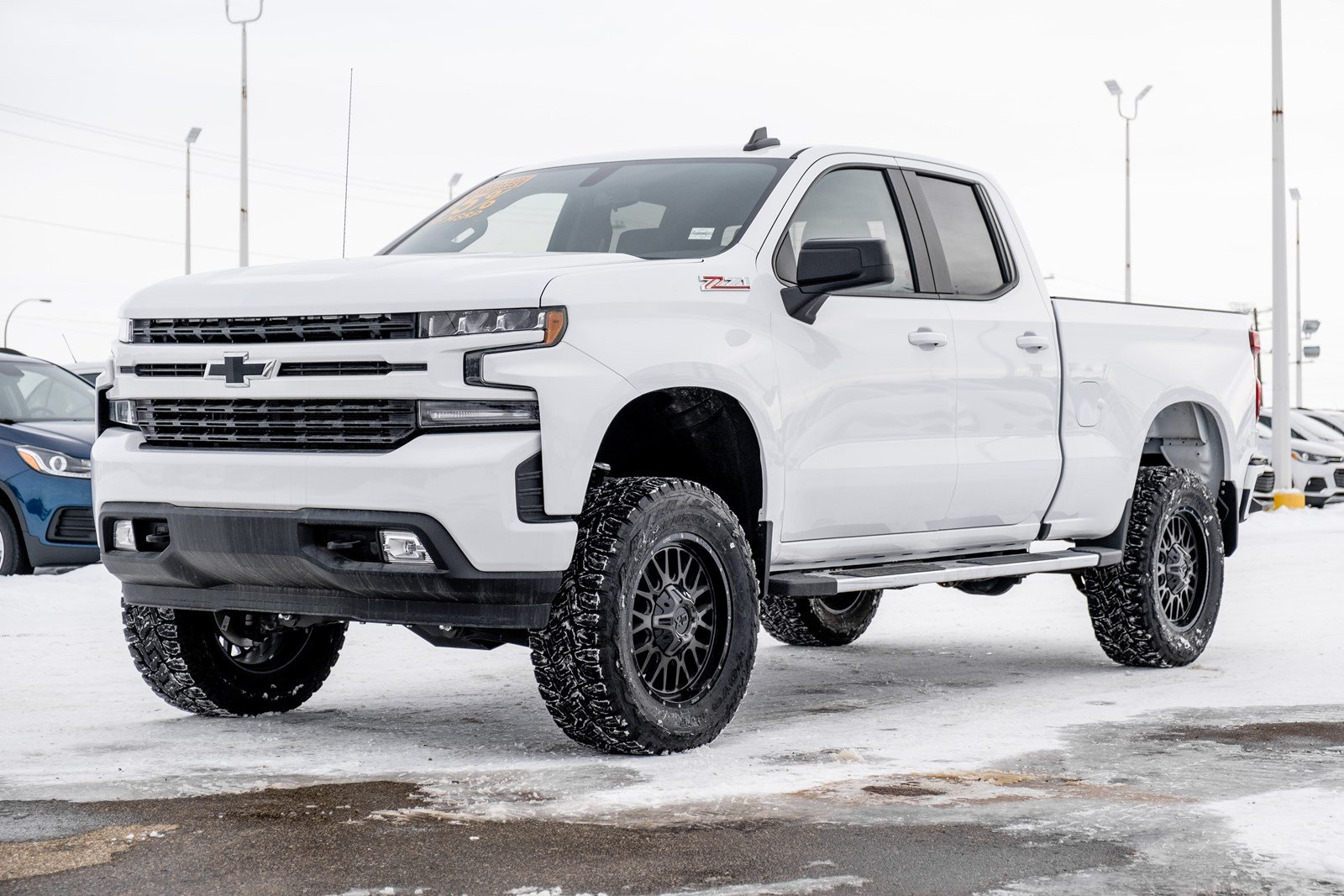 New 2019 Chevrolet Silverado 1500 RST | 6in Lift, 20in Wheels 4WD Extended Cab Pickup
