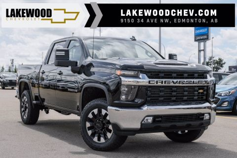 New 2020 Chevrolet Silverado 2500HD LT 4WD Crew Cab Pickup