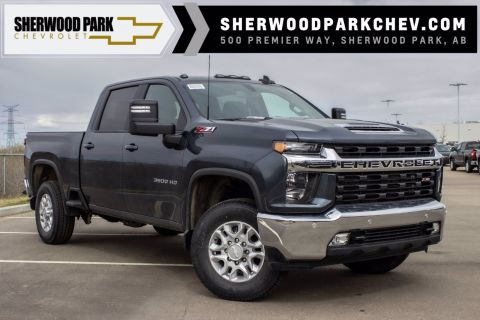 New 2020 Chevrolet Silverado 3500HD LT 4WD Crew Cab Pickup