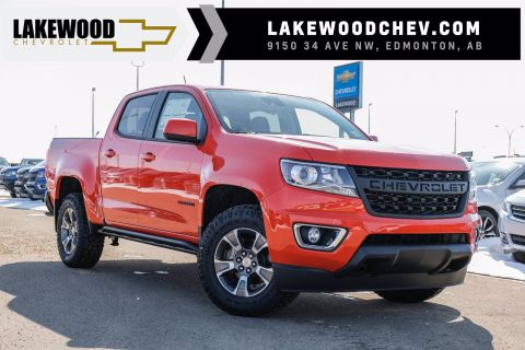 2020 Chevrolet Colorado 4WD Z71 DEMO | Boxliner, A/W Floor Liners