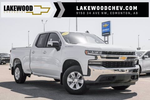 New 2019 Chevrolet Silverado 1500 LT 4WD Extended Cab Pickup