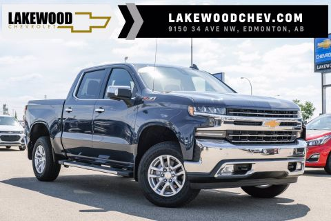 2019 Chevrolet Silverado 1500 LTZ | Custom 2in Trail Boss Level Suspension, GM Performance Exhaust, Side Steps, 3M Protection