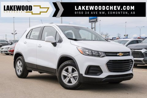 2020 Chevrolet Trax LS DEMO | 3M Paint Protection, A/W Floor Liners