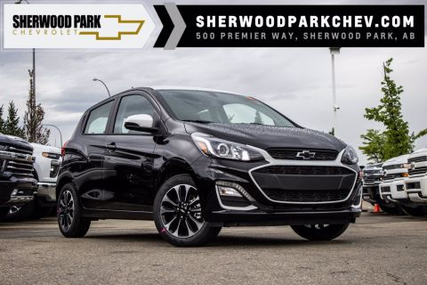 New 2020 Chevrolet Spark 1LT FWD Hatchback