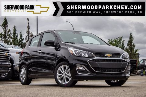 New 2020 Chevrolet Spark 2LT FWD Hatchback